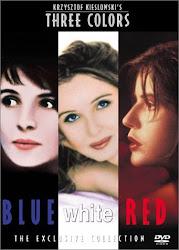 Tre colori: blu, bianco, rosso