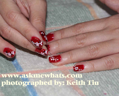 flower designs for nails. If you#39;re nails are as long as