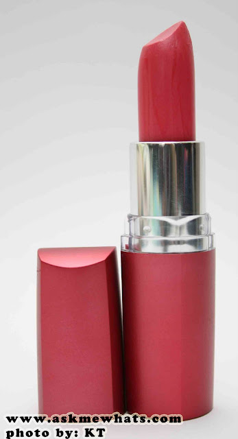 a photo of Maybelline ColorSensational Moisture Extreme Color bonbon pink