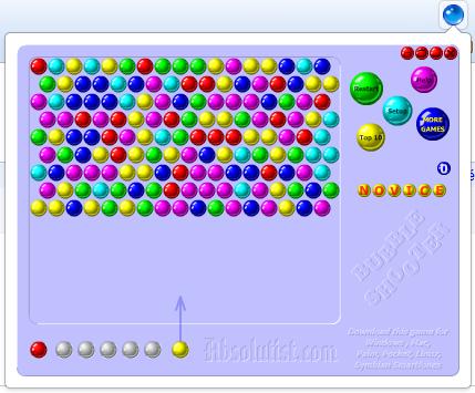 classic bubble