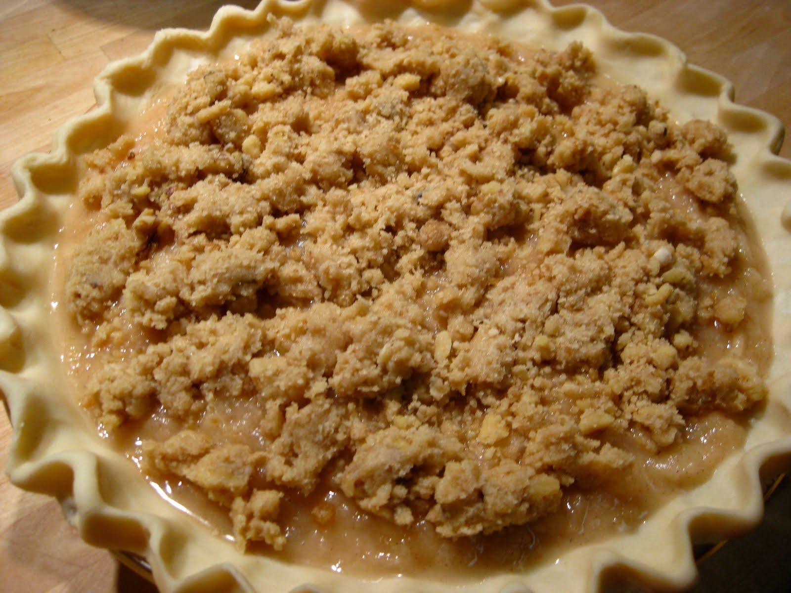 Caramel Walnut Tart Recipes — Dishmaps