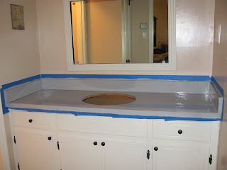 Http Joyinthejourneyhh Blogspot Com 2010 02 How To Paint Laminate Countertop Html