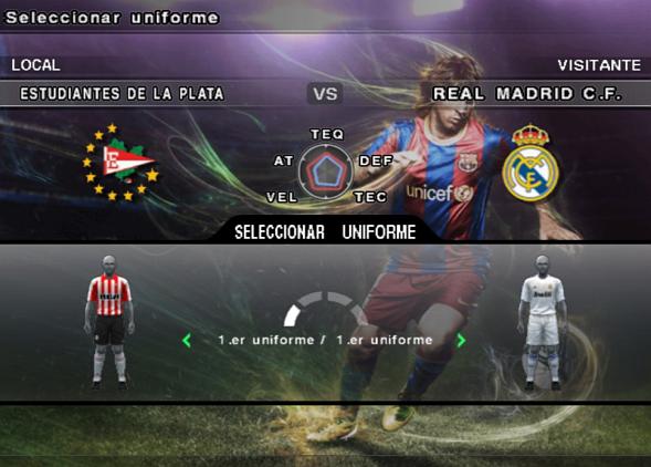 La Copa Libertadores Para Poder Jugar Con Ellos En El Modo Amistoso