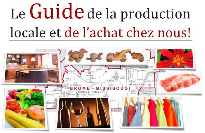 Guide de la production locale et de l'achat chez nous
