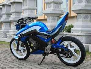 MODIFIKASI HONDA CBR