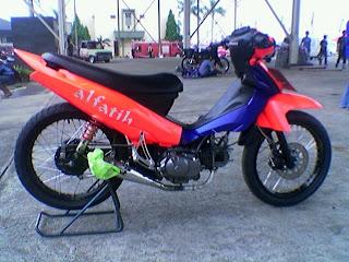 Suzuki Shogun Racing