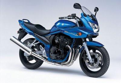 2009+Suzuki+Bandit+500cc Suzuki Bandit 500cc SportBike