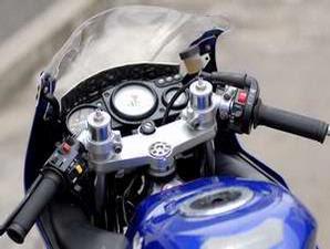 Kawasaki Ninja 150 dashboard