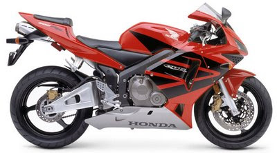 Honda CBR 600RR Picture Modify