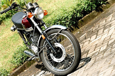 MODIF+HONDA+CB+100+CLASSIC+MOTORCYCLE Honda CB 100 Modification With Specification