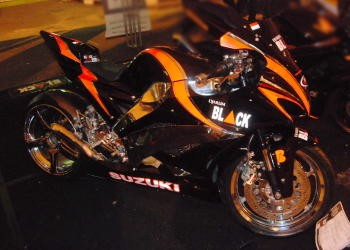 MOTOGP  R6 SATRIA FU MODIFICATION