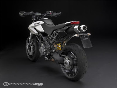 Ducati Hypermotard 796 New in 2010
