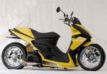 Suzuki Skywave 125 cc