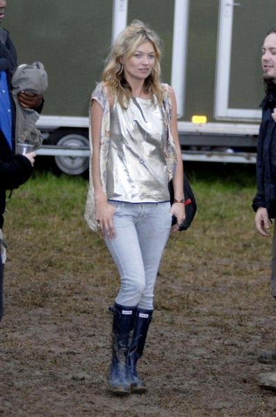 kate moss style. Glastonbury Kate Moss Style