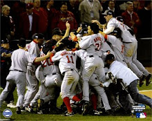 2007 World Series Champions Boston Red Sox