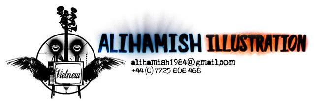 AliHamish