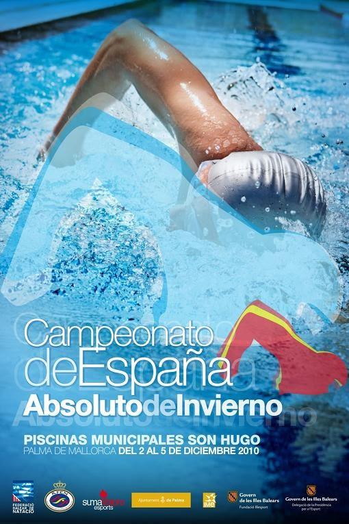 Nadando campeonato de espa a de invierno piscina de - Piscinas palma de mallorca ...