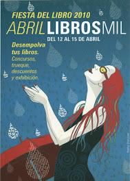 FIESTA DEL LIBRO: ABRIL LIBROS MIL (del 12 al 15 de abril 2010)