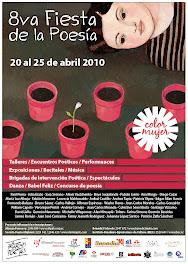 8va Fiesta de la Poesía 2010