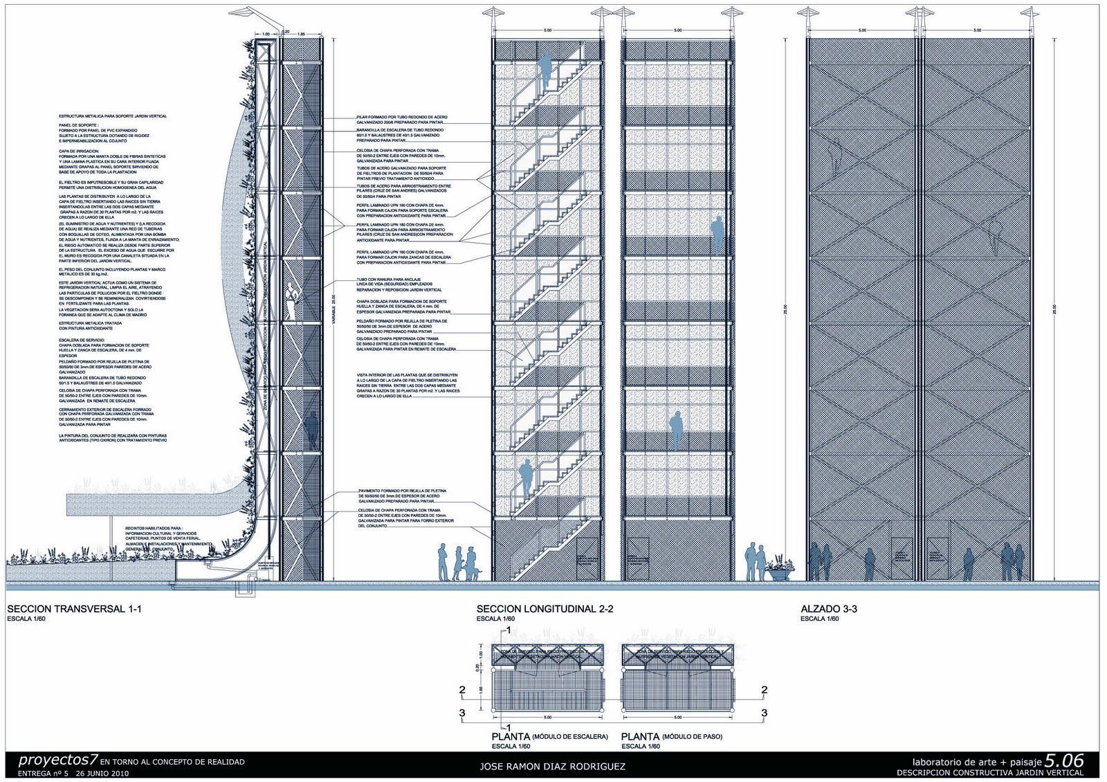 Muros verdes ecoarq manualidad taringa for Muros verdes arquitectura