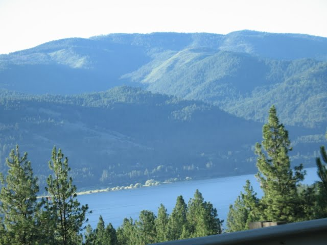 Kettle Falls Washington ~ Pedal kettle falls wa to republic day