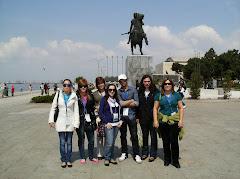 Equipa D. Duarte em estágio na Grécia
