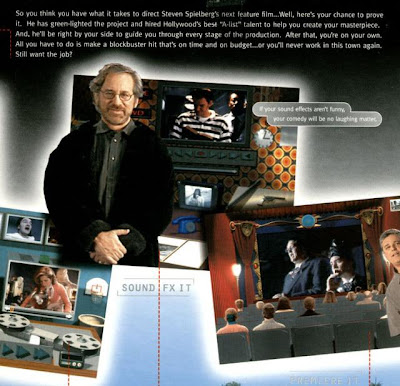 Dirige tu película con Steven Spielberg, Tarantino, Jennifer Aniston