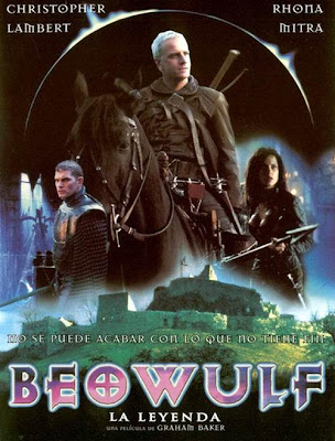 Beowulf. La leyenda, Christopher Lambert, Rhoma Mitra, Graham Baker