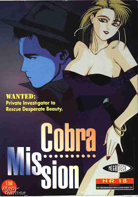 Cobra mission, Megatech, porno, porn, hentai