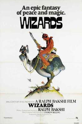 Wizards, ralph bakshi