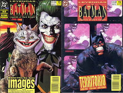 batman, batman leyendas, batman legendes, legends of the dark knight