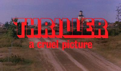 Thriller A Cruel Picture, Christina Lindberg, Bo Arne Vibenius,