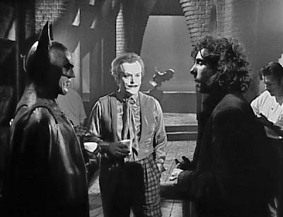 Batman, Michael Keaton, Tim Burton, director's cut