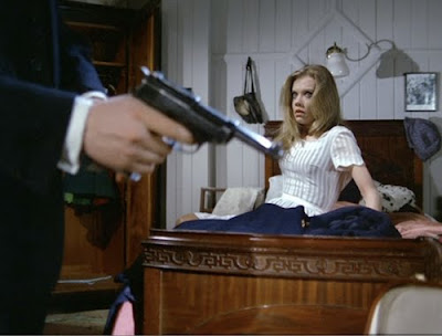 Nervios rotos, Twisted nerve, Bernard Hermann, Roy Boulting, Tarantino