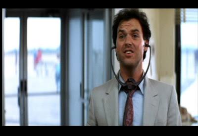 Pisa a fondo, Michael Keaton, Ron Howard