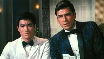 El retorno del dragón (The green hornet), Bruce Lee