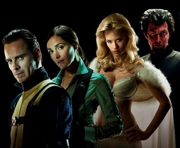 X Men 2 Cast