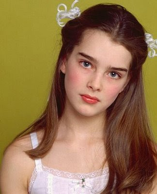 Brooke Shields Child Photos