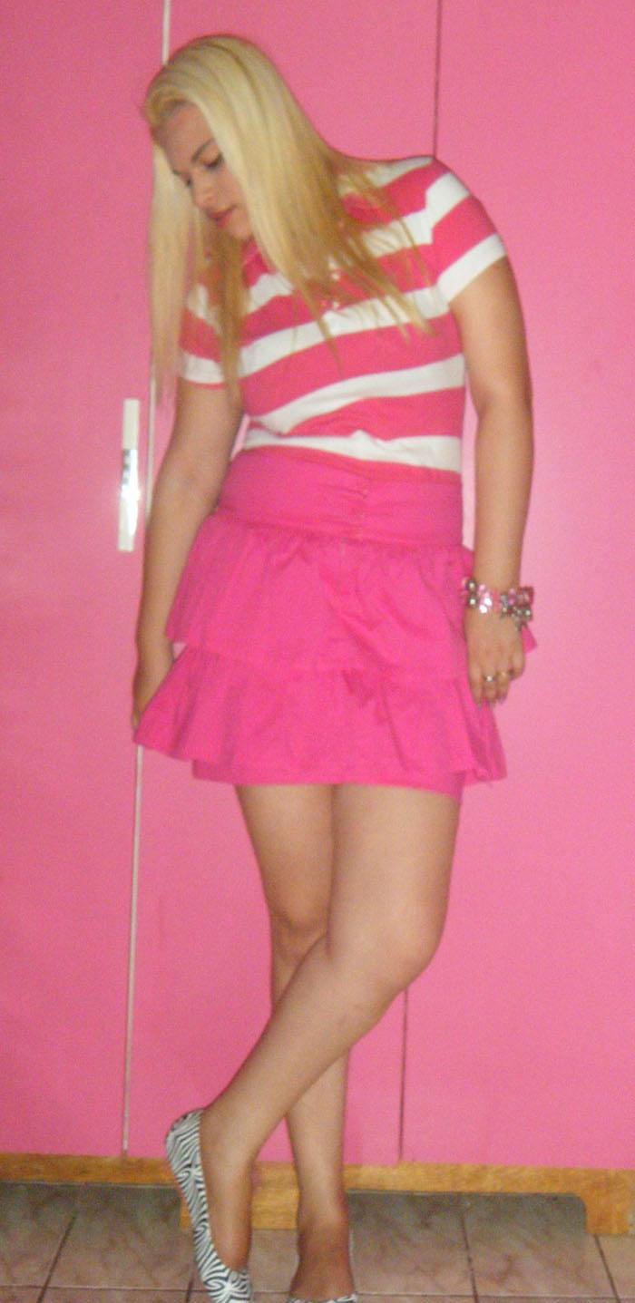 I Love Pink | Lila Pink