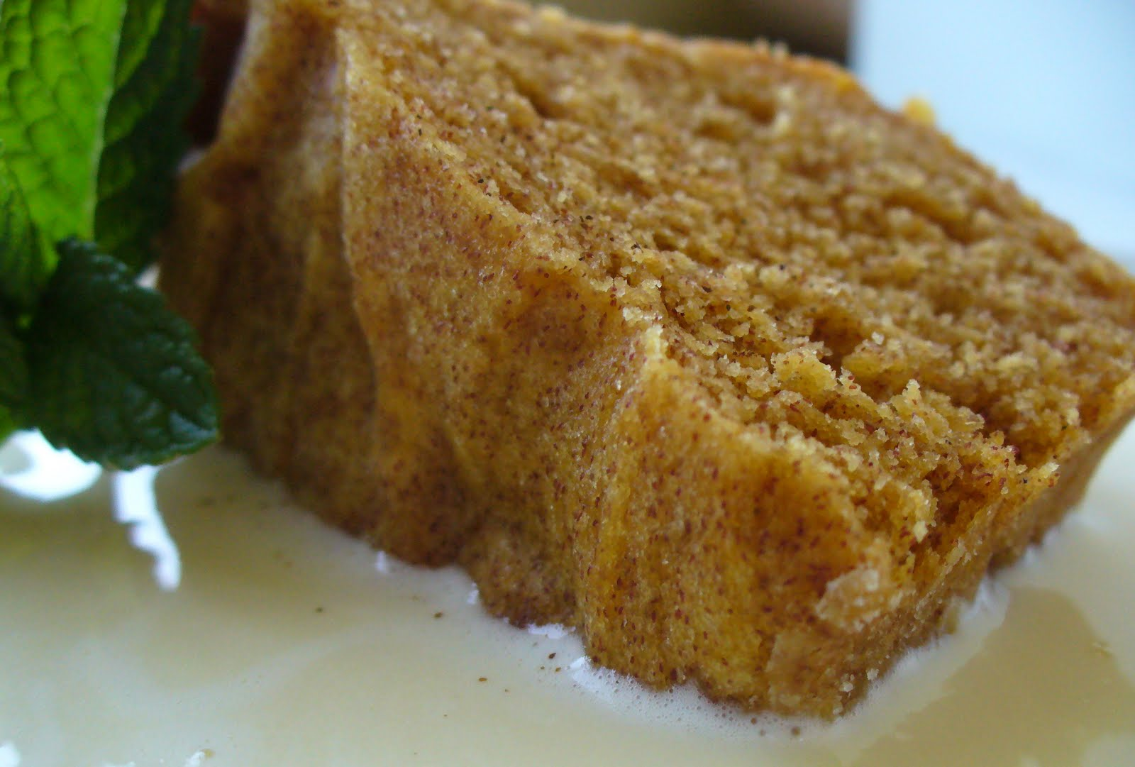 Mimi's Kitchen: Steamed Persimmon Pudding with Cinnamon ...