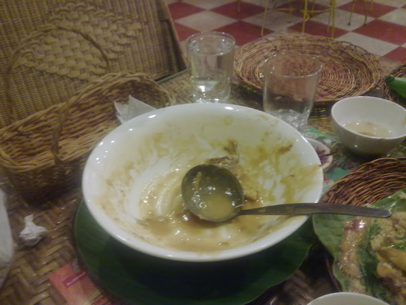 Becoming kate cancio the best kare kare so far for Absolutely delish cuisine