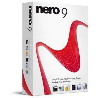 Nero+9 capadsf Nero 9 Completo   Para windows 7 64 bits (para todas as versões)