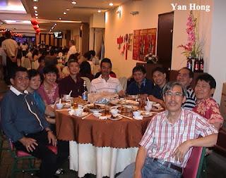 Yok Bin 72 Classmates Reunion