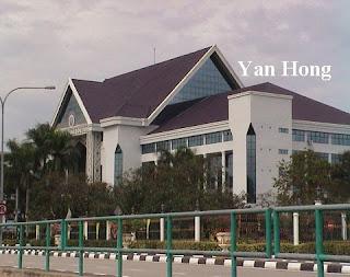 霹雳州议会