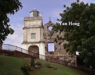 Gereja St. Paul Melaka