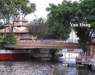 Jambatan Tan Kim Seng Melaka