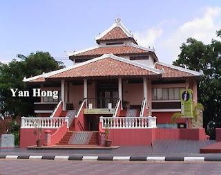 Pusat Informasi Pelancong Melaka