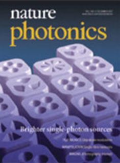 December 2007 issue of Nature Photonics