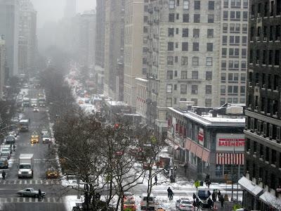 New York City Winter Scenes