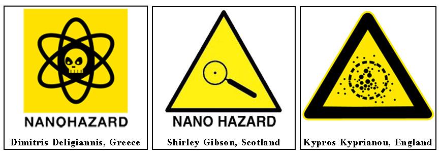 Nano-Hazard Symbol